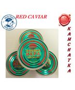 SALMON CAVIAR KAMCHATKA Russia Original -- 140g/4.94oz Exp.09/2021 - $14.50