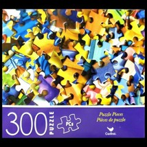 300 Piece Jigsaw Puzzle Cardinal 14 in x 11 in,. Picture Puzzle Pieces - $5.18