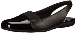 Trotters Women's Sarina Ballet Flat, Black, 10.0 N US - $96.00