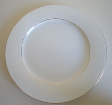 Nikko White Lace Gold Dinner Plate - $25.30