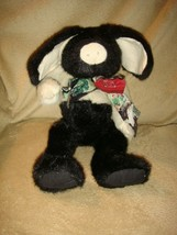 Boyds Bears Plush Reilly O'Pigg Black And Cream - $39.99