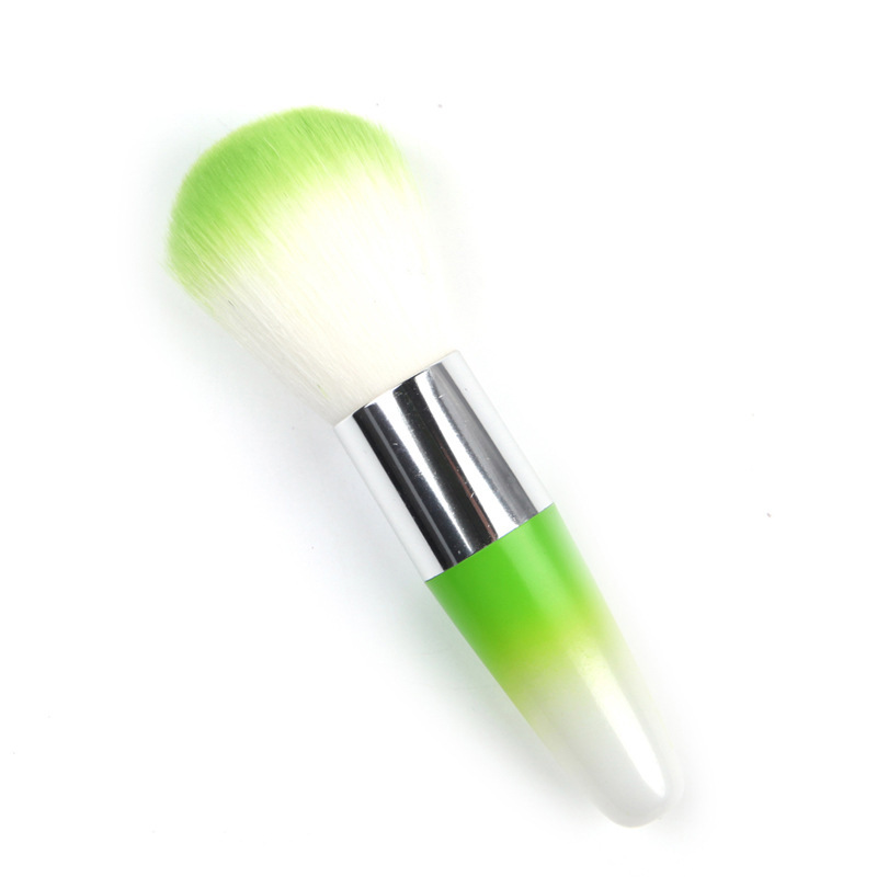 Nail Care Brush - 1 PCS Multi-functional Remove Dust Powder For Nails Or Makeup