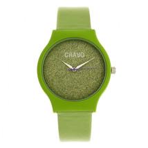 Crayo Glitter Strap Watch - Green - £113.26 GBP