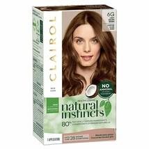 New Open Box - Clairol Hair Color Semi-Permanent 6G Light Golden Brown - $11.65