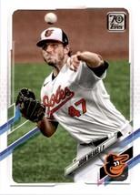 2021 Topps #272 John Means NM-MT Orioles - $0.99