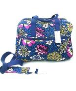 Vera Bradley Medium Traveler Bag with Trolley Sleeve in African Violet - NEW! - $85.00