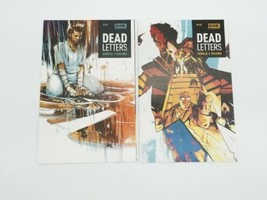 Dead Letters #1 & 2 First Print Boom! Studios April 2014 Comic Book Lot ... - $9.74