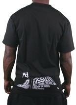 Dissizit Mens Black FYSP Fu$k Your Skate Park Skateboarding T-Shirt SST12-593 NW image 2