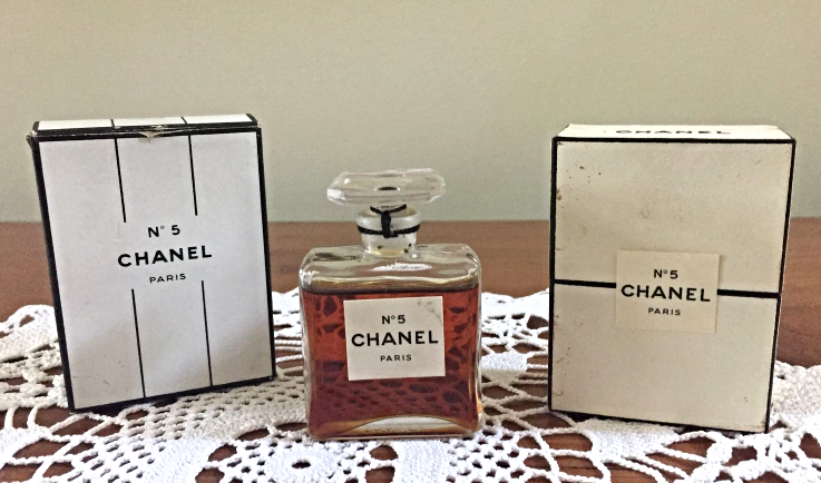 adb78d86 Vintage Factory Sealed Bottle Chanel No 5 and 50 similar items