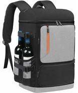 Lightweight Soft Beach Cooler Leak-proof Insulated Waterproof Cooler Lar... - $39.55