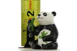 Hagen Renaker Miniature Panda Bear Ceramic Figurine image 2