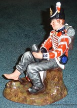 """Drummer Boy"" Royal Doulton Figurine HN2679 - RARE RETIRED PIECE - EXCEL... - $213.39"