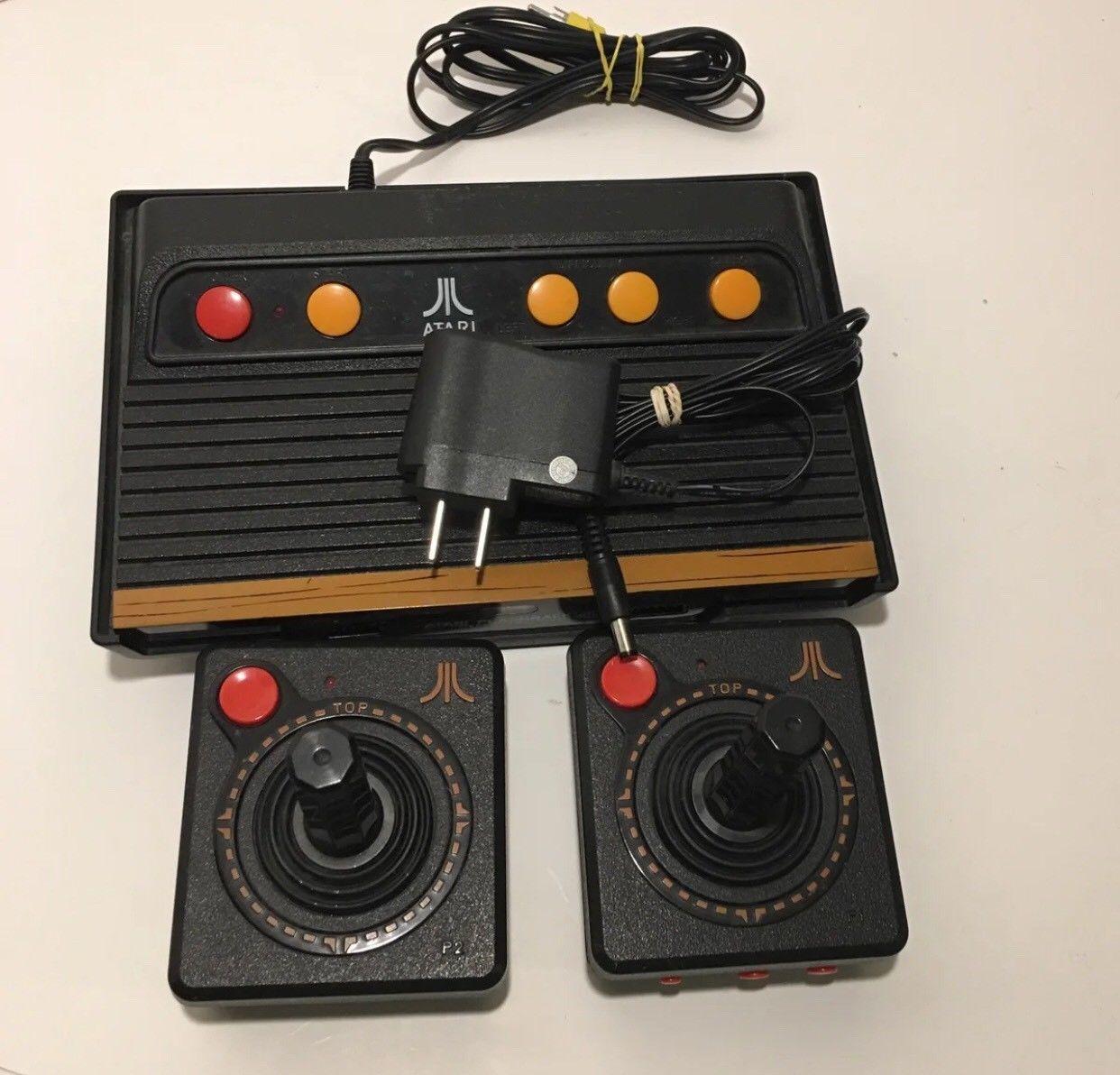 Atari Flashback 4 Hook up