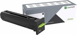 Lexmark Extra High Yield Black Toner Cartridge, 33000 Yield (72K0X10) - $411.99
