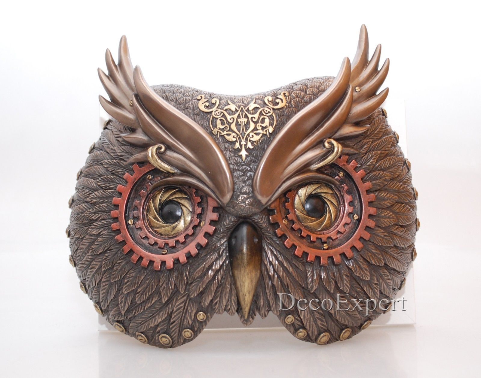 Owl Steampunk Mask   * Free Shipping Everywhere *