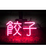 """New Dumpling In Chinese Home Decor Acrylic Back Neon Light Sign 14"""" Fast... - $60.00"""