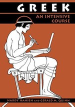 Greek: An Intensive Course, 2nd Revised Edition [Paperback] Hansen, Hardy and Qu image 3