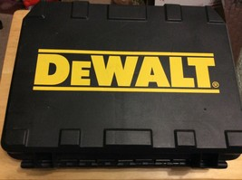 Dewalt Drill Case DW926K-2 Case Only - $39.76