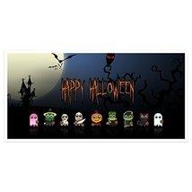 Happy Halloween Party Banner Backdrop Decoration - €18,70 EUR