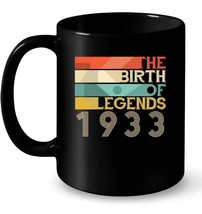 Vintage The Birth Of Legends 1933 Awesome 85 Years Old Being - $13.99+