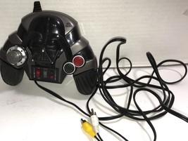 Star Wars Revenge of the Sith Darth Vader Jakks Pacific Plug/Play TV Vid... - $11.76