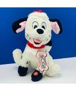 Walt Disney Plush Stuffed Animal disneyland world 101 dalmatians lucky p... - $19.15