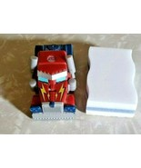 2009 Transformer Action Figure Optimus Prime - $9.80