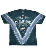New PHILADELPHIA EAGLES  SUPERBOWL CHAMP CHAMPIONSHIP T SHIRT NFL  - $24.99+