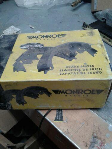 Monroe Brake Shoe - Bonded BX814 (jew)