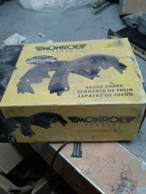 Monroe Brake Shoe - Bonded BX814 (jew)