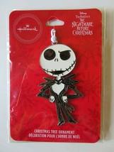 "Hallmark Metal Christmas Ornament Nightmare Before Christmas ""JACK SKELL... - $11.99"