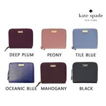 Nwt Kate Spade New York Darci Laurel Way Zip Wallet Coin Case Card WLRU2909 - $76.00