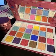 JEFFREE STAR JAWBREAKER PALETTE BRAND NEW IN BOX PRISTINE 24 shades neon... - $74.25