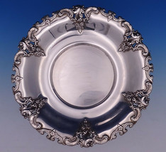 "Grande Baroque by Wallace Sterling Silver Bowl Underplate 5971 (#3101) 10"" - $593.10"