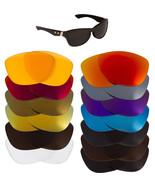Replacement Lenses for Oakley Jupiter Sunglasses Anti-Scratch Multi-Color - $10.24