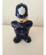 Wade England POLICEMAN Cop BOBBY Porcelain Figurine from Long Arm of the... - $98.99
