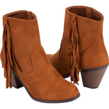Soda Adin Brown Womens Boots Size 8 BNIB - $19.49
