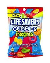 Life Savers Gummies Candy Neons 7 Ounce Bag (Pack of 12) - $35.71