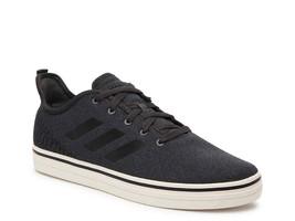 New Men's Adidas True Chill Skateboarding Black/White Sneaker Athletic Shoe image 2