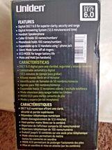 Uniden D1680 1.9 GHz Single Line Cordless Phone image 8