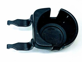 Genuine GM 25639346 Black Plastic Floor Console Cup Holder 1992-96 Bonne... - $31.49
