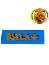 Smokers rizla  Lapel Pin Badge / tie pin, Lapel Pin Badge gift boxed