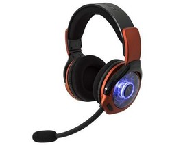 AFTERGLOW AG 9 PLUS WIRELESS HEADSET PS4- ORANGE Brand New!!! - $79.99