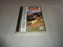 Black Fire, Brand New/Sealed, Sega Saturn - $19.99