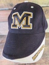 MIZZOU Tigers University of Missouri Columbia Adjustable Adult Hat Cap - $8.90