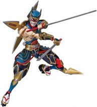 NEW Bandai Anime Tiger & Bunny Origami Cyclone S.H. Figuarts Action Figure Japan - $49.20