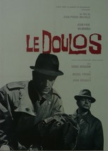 Le Doulos - Jean-Paul Belmondo (foreign) - Movie Poster - Framed Picture 11 x 14 - $32.50