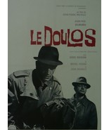 Le Doulos - Jean-Paul Belmondo (foreign) - Movie Poster - Framed Picture 11 x 14 - £24.90 GBP