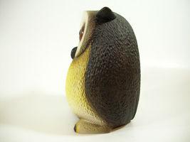 Harvey Knox Kingdom Owl Hand Painted Figurine Figure House Global Art Japan  image 4