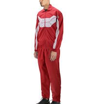 Men's Casual Running Working Out Jogging Gym Fitness Straight Leg Tracksuit Set image 5